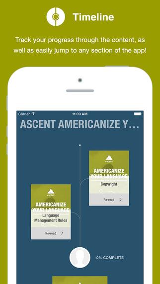 Ascent Americanize Your Language