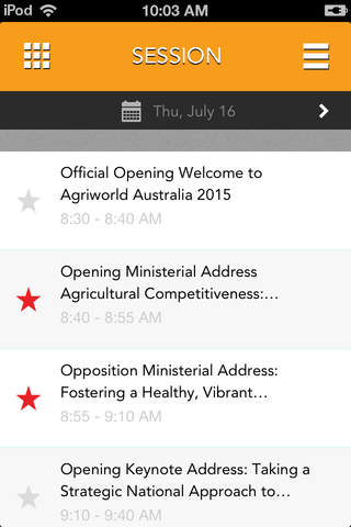 Agriworld Australia screenshot 3