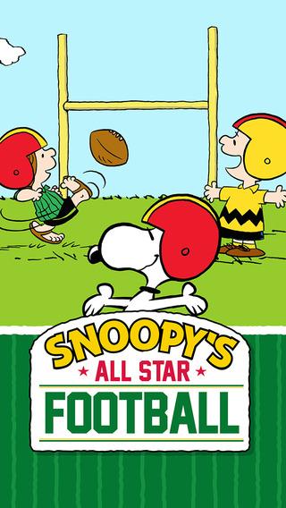 Snoopy's All Star Football