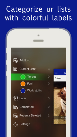 doMOAR: Easily manage your to-do lists, keep your tasks organized and take charge of your routines with halp from cute cats and dogs