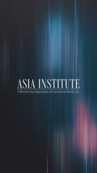 II's Asia Institute