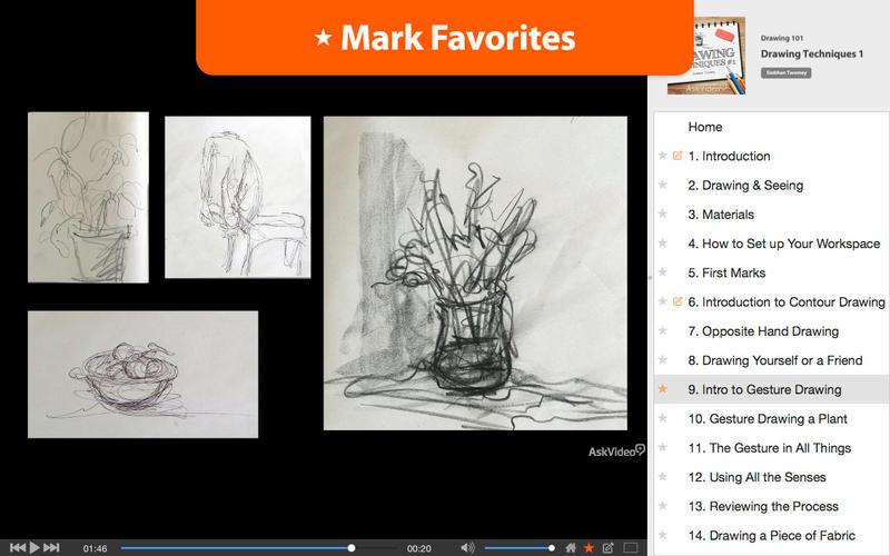 Drawing Techniques 1 Screenshot - 3