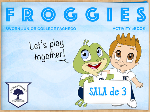 【免費教育App】Sworn Pacheco Sala 3 Froggies-APP點子