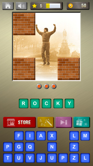 Guess The Movie - Reveal The Hollywood Blockbuster