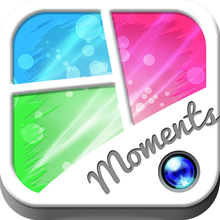 YourMoments - Photo Collage, Picture Stitch Effects & Pic Editing App for Dropbox.Merry Christmas - iOS Store App Ranking and App Store Stats