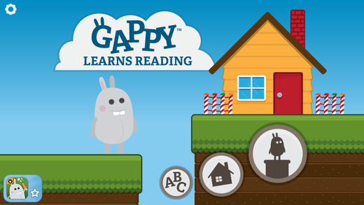 Gappy Learns Reading
