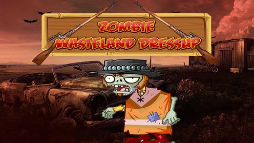 Zombie Wasteland Dressup