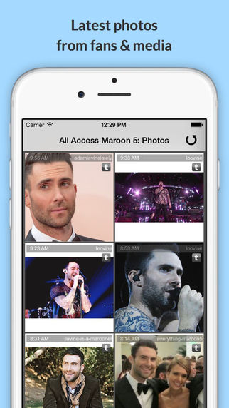 All Access: Maroon 5 Edition - Music Videos Social Photos More