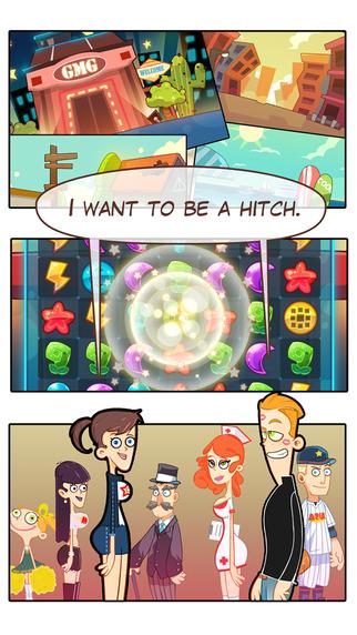 Love Crush Hitch