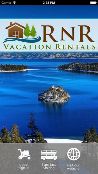RnR Vacation Rentals - Tahoe