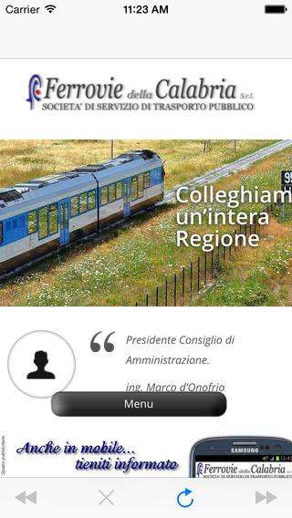 Ferrovie della Calabria