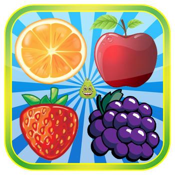 Juicy Matching - New First Play Fruit Flow Free Game 遊戲 App LOGO-硬是要APP