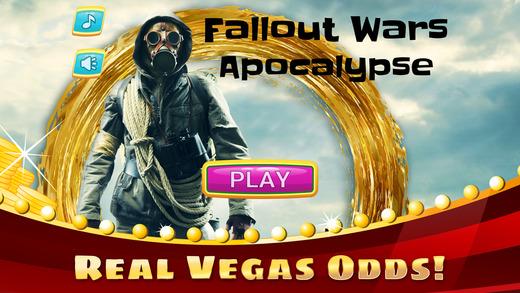 Fallout Wars Apocalypse Roulette - PRO - Radioactive Future Vegas Casino Game
