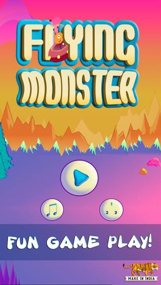 Flying Monster Free