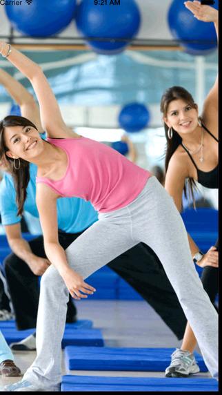 Aerobic Dance Exercises