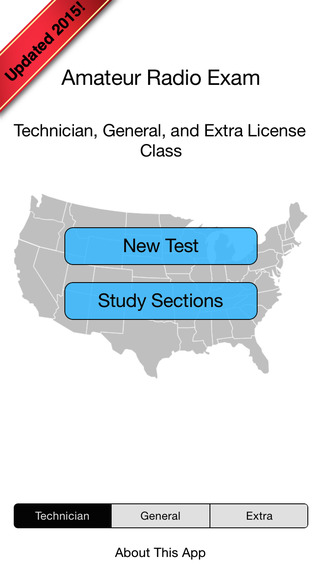 Amateur Radio: Tech General and Extra Class License