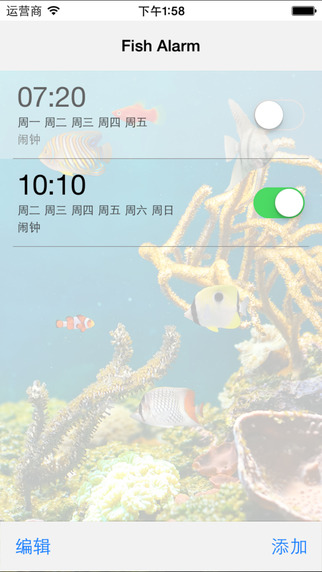 Seafish Alarm