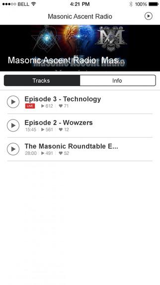 Masonic Ascent Radio
