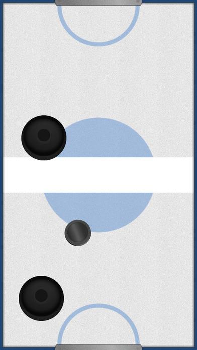 Frustrating Air Hockey iPhone Screenshot 1