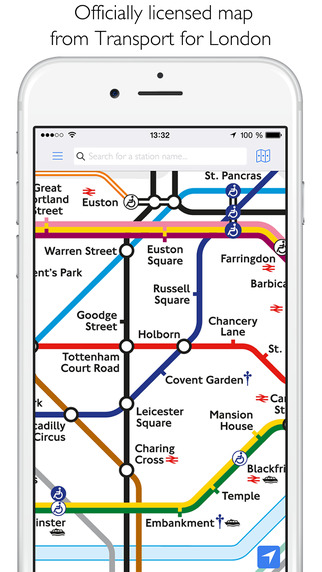 Tube Map Pro London Underground