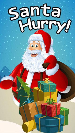 Santa Hurry Race to save Christmas