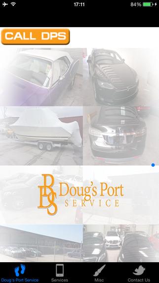 Doug's Port Service