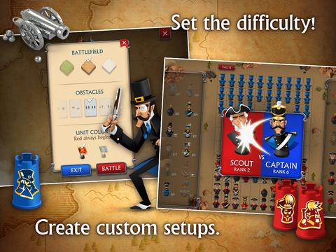 Stratego iPad Screenshot 3