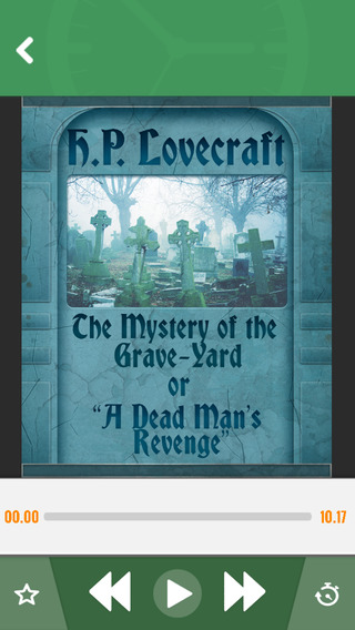 H.P. Lovecraft Collection Books