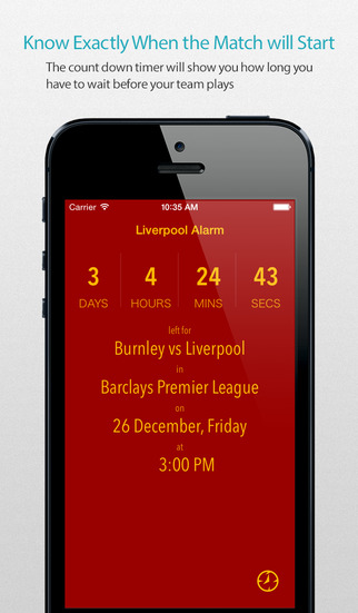 Liverpool Alarm — News live commentary standings and more for your team