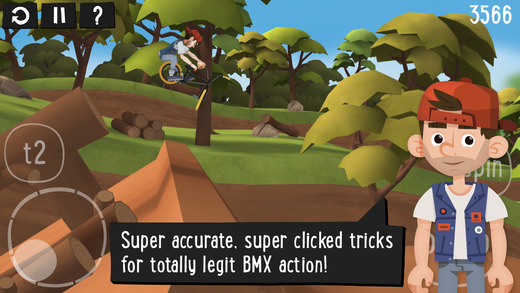 Pumped BMX 2 Screenshot