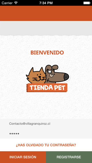 Tienda PET
