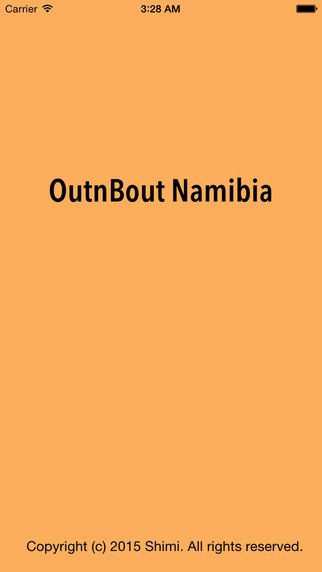 Out and About Namibia