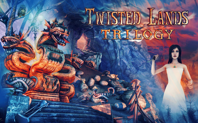 Twisted Lands Trilogy Screenshot - 1