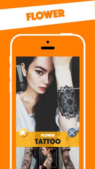 Tattoo Catalog - Tattoo Design Ideas Screenshots