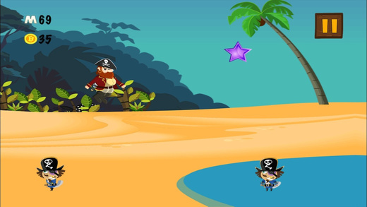 Racing Pirates In The Ocean - Race With Rivals And Plunder Their Treasures PRO