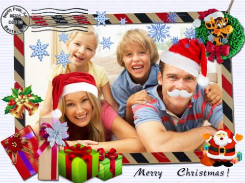 Xmas Photo HD - share your Christmas Greetings