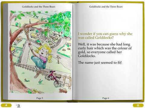 The Story Mouse - Read-along story books for children iPad Screenshot 3
