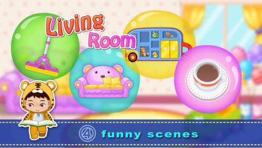 Livingroom -2baby