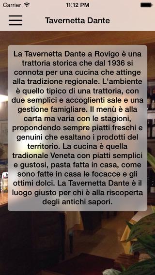 Tavernetta Dante