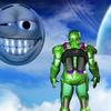 Saif Farhad - Angry Alien Bubble Invasion  artwork