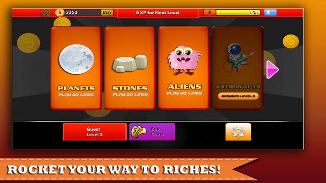 Aaaaaaa Rocket Slots Casino Pro