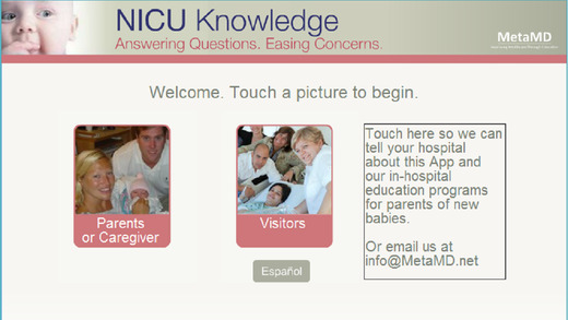 Parent Education: NICU Knowledge