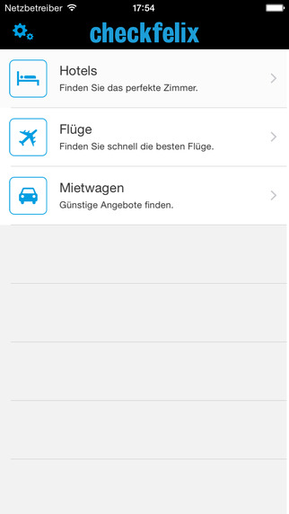 Checkfelix- billige Flüge Hotels und Mietwagen