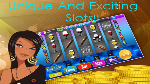 VIP Las Vegas Slots Machine - Win Gold Trillion Money from Jackpot Slot and Get Lucky Cash Betting