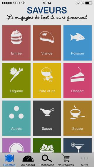 Saveurs plus de 2000 recettes inratables gourmandes et raffinées