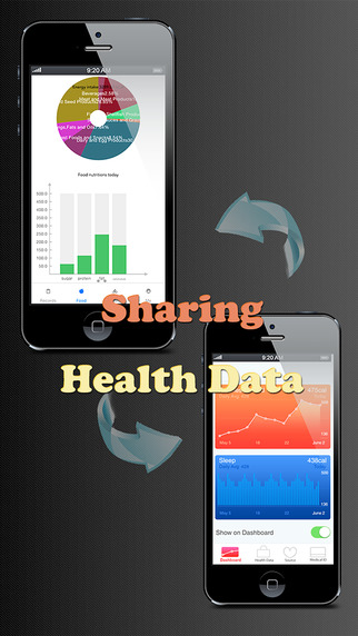 RealHealth - track your daily health-data