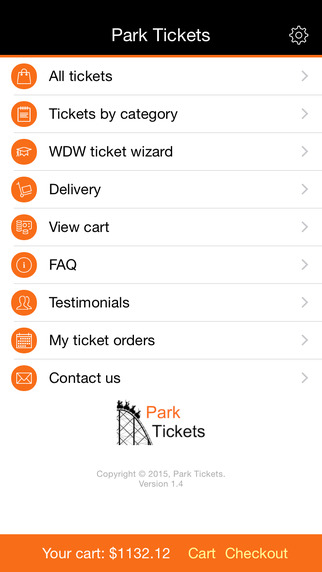Park Tickets - Cheap Orlando Attraction Tickets