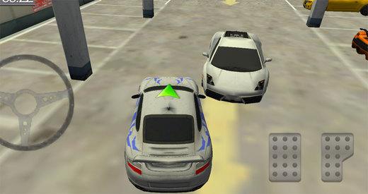 Garage Parking 3D