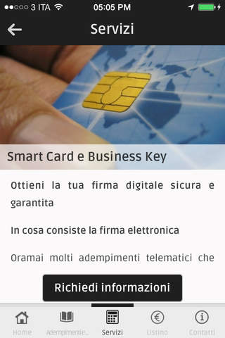 Punto Service screenshot 4