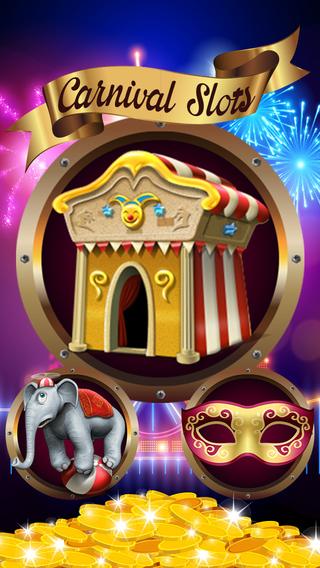 Grand Carnival Party Slots - Fun Family Casino Slot Machines